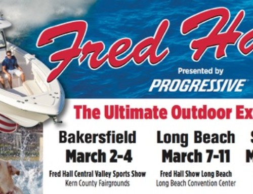 The Ultimate Sportsman Show: Fred Hall Long Beach