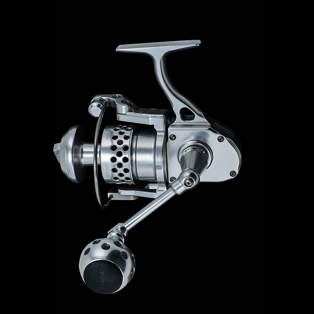Sr 12 accurate fishing reels for Accurate fishing reels