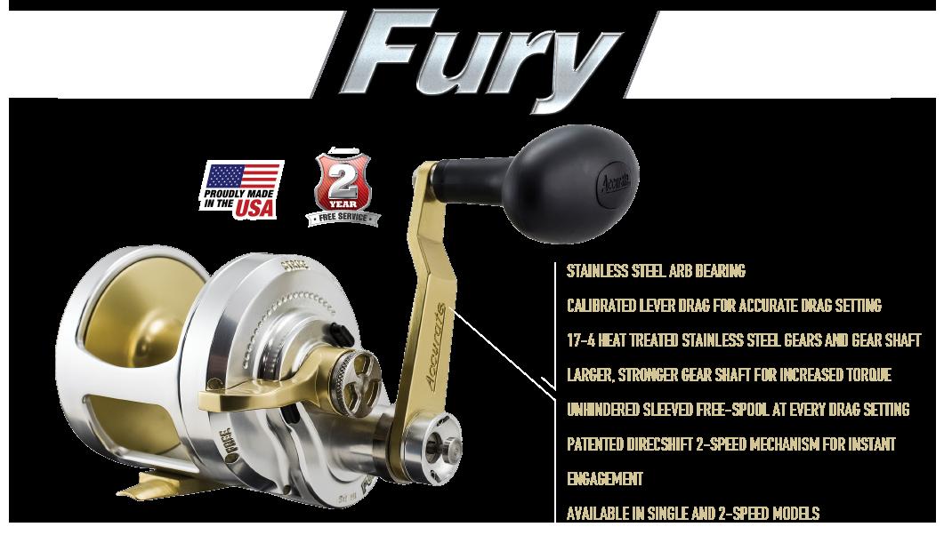 fury reels | accurate fishing reels, Fishing Reels