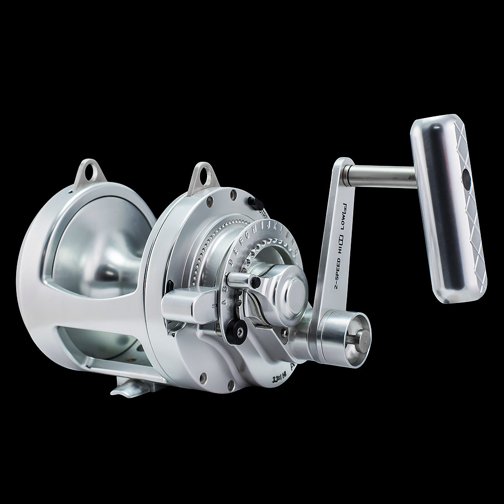 Atd 50t accurate fishing reels for Accurate fishing reels