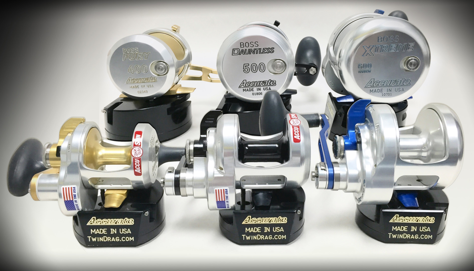 how to choose your next reel | accurate fishing reels, Fishing Reels