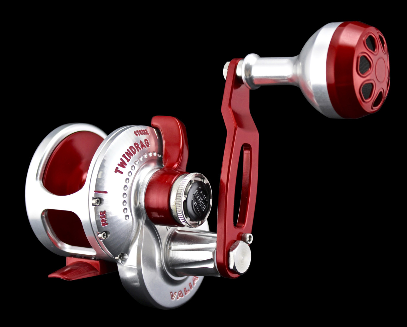 """valiant bv-300 is here."""" accurate pushes the envelope making the, Fishing Reels"""