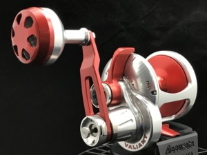 accurate introduces valiant bv-500 to a very positive reception, Fishing Reels