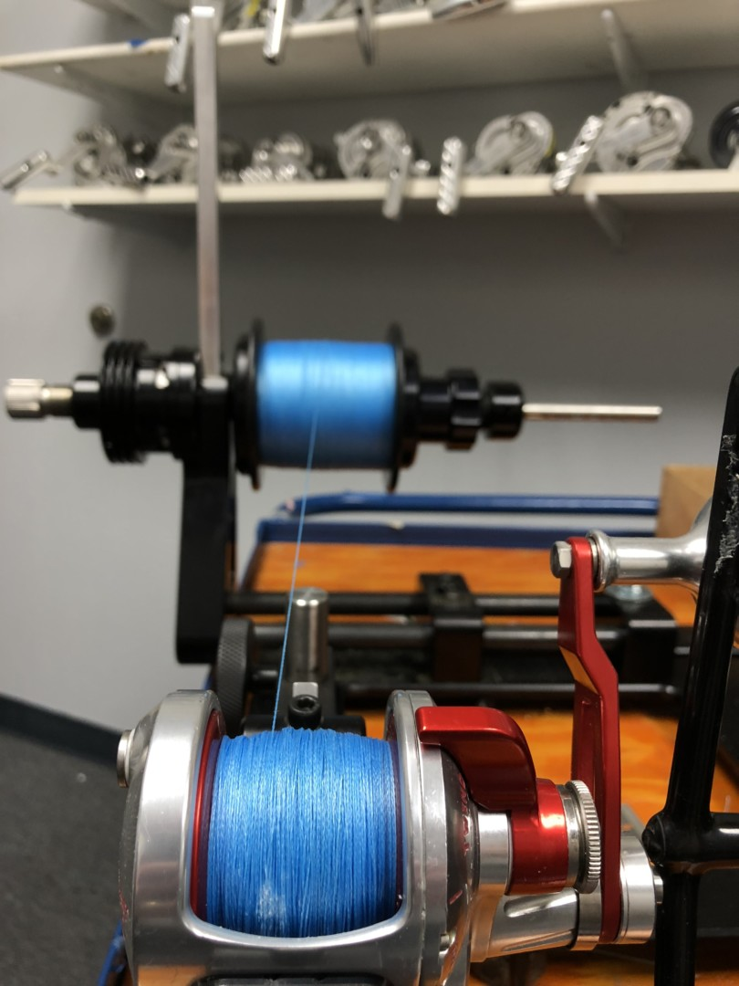 Braid:Proven ways to attach braid to your spool – Accurate